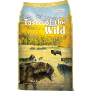 Taste of the Wild High Prairie Chien Adult