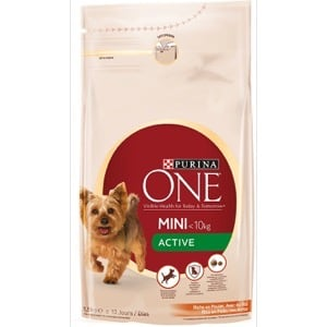 Purina One Chien Adulte Mini Active Poulet