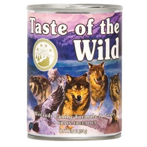 Taste of the Wild Wetlands Chien Adult