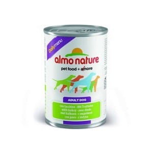 Almo Nature Chien Adult Daily Menu Single Protein Dinde