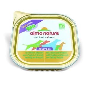 Almo Nature Chien Adult Daily Menu Bio Poulet Brocoli
