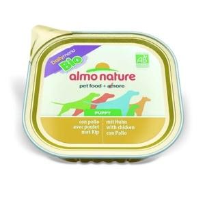 Almo Nature Chien Puppy Daily Menu Bio Poulet Lait