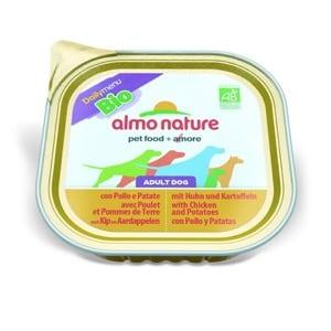 Almo Nature Chien Adult Daily Menu Bio Poulet Pomme de terre
