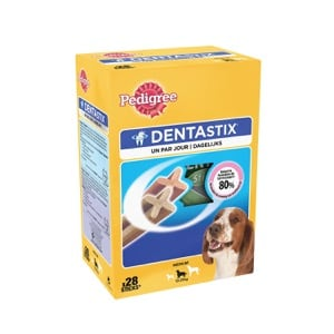 Pedigree Dentastix - Chien moyen