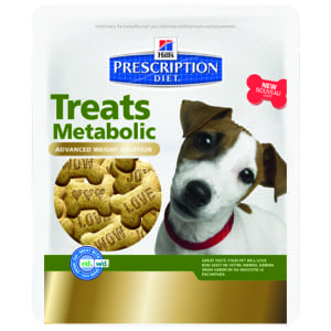 Hill's Prescription Diet Canine Metabolic Treats Advanced Weight Solution