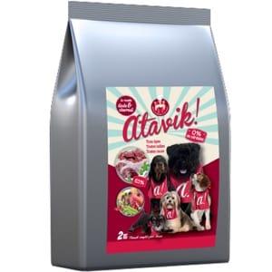 Atavik! Croquettes Dinde-Chevreuil