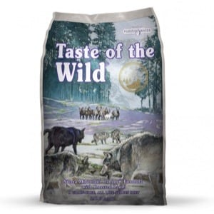 Taste of the Wild Sierra Mountain Chien Adult