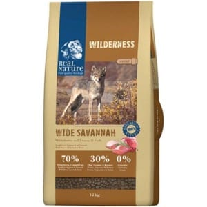 Real Nature Wilderness Wide Savannah Adulte