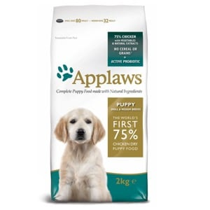 Applaws Chien Puppy Small & Medium Breed Poulet