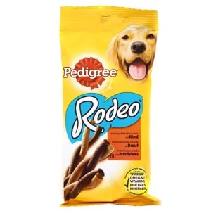 Pedigree Rodeo au Bœuf