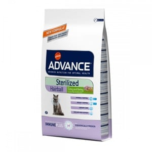 Affinity Advance Chat Adulte Stérilisé Hairball Dinde et Orge