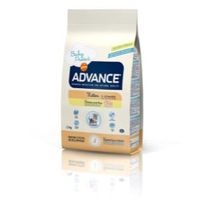 Affinity Advance Chat Kitten Poulet et Riz