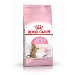 Royal Canin Chat Second Age Kitten Sterilised
