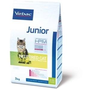 Virbac Veterinary HPM Junior Neutered Cat