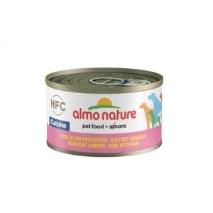 Almo Nature Chien Classic Veau et Jambon