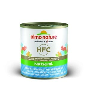 Almo Nature HFC Natural Chat Thon Atlantique