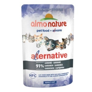 Almo Nature Chat Alternative Sardine