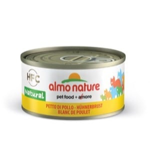Almo Nature HFC Natural Chat Blanc de Poulet
