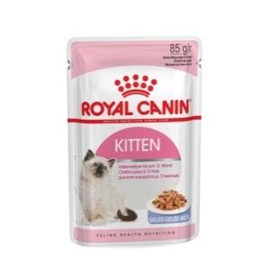 Royal Canin Sachets Kitten - En gelée