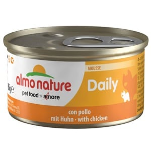 Almo Nature Chat Daily Menu Mousse Poulet