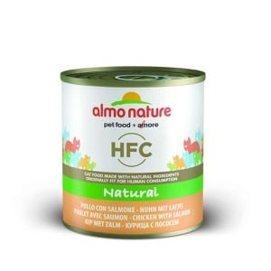 Almo Nature HFC Natural Chat Saumon