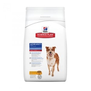 Hill's Science Plan Chien Mature Adult 7+