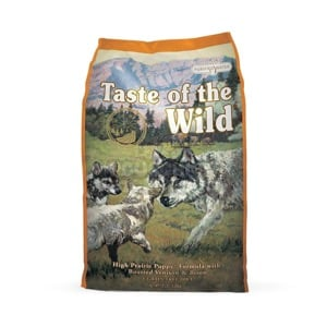 Taste of the Wild High Prairie Chien Puppy