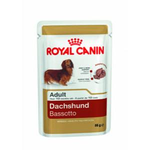Royal Canin Race Dachshund-Teckel Adult - Sachets