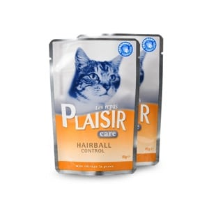 Equilibre & Instinct Friandises Repas Care Plaisir Chat adulte Hairball Control