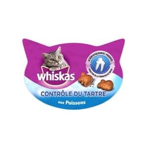 Whiskas Friandises Contrôle du tartre