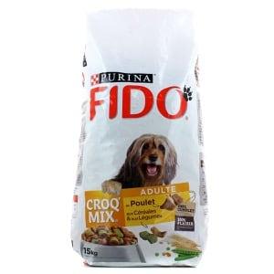 Fido Croc'Mix Poulet