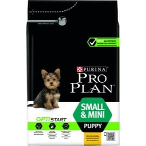 Pro Plan Chien Puppy Small & Mini OptiStart Poulet